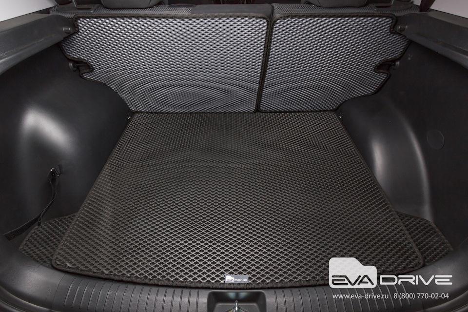 EVA-коврик в багажник Хендай Крета