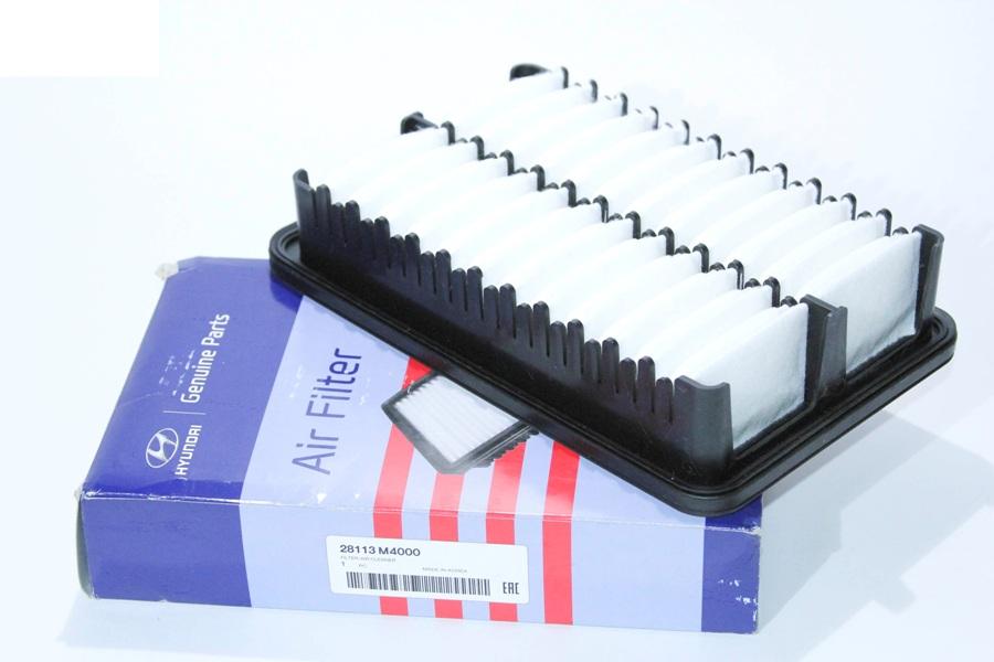 Оригинальный воздушный фильтр для замены на Хендай Крета