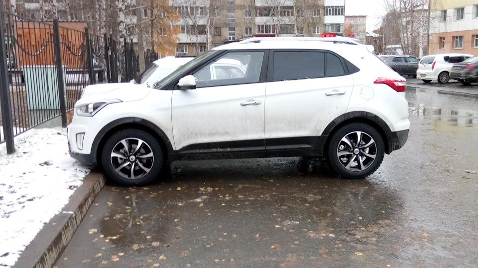 Хендай Крета 2018 года отзыв владельца. 2.0 л, АКПП