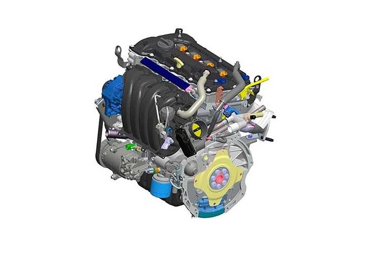 Двигатель Хендай Крета 2.0 устройство