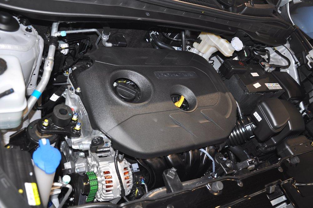 Какой двигатель стоит на Хендай Крета 2.0?