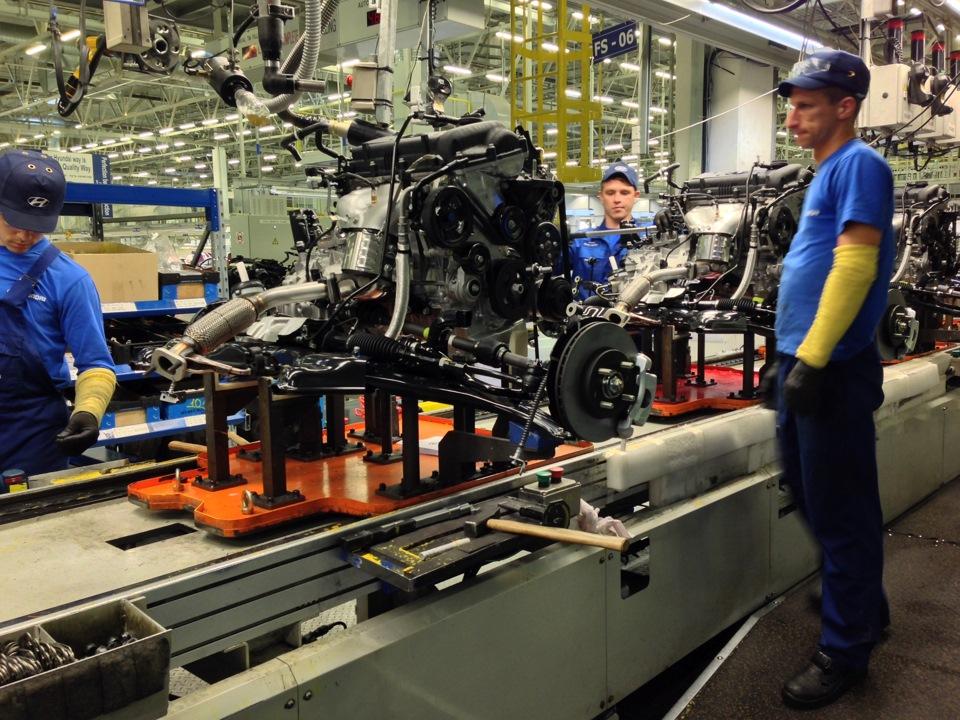 Где производится двигатель Хендай Крета 2.0 литра?