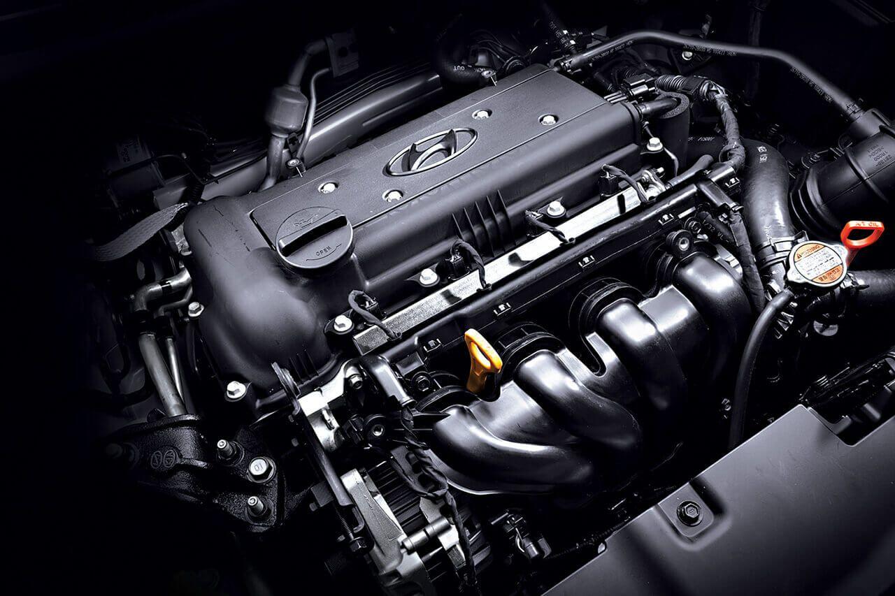Сколько масла в двигателе Хендай Крета 1.6?