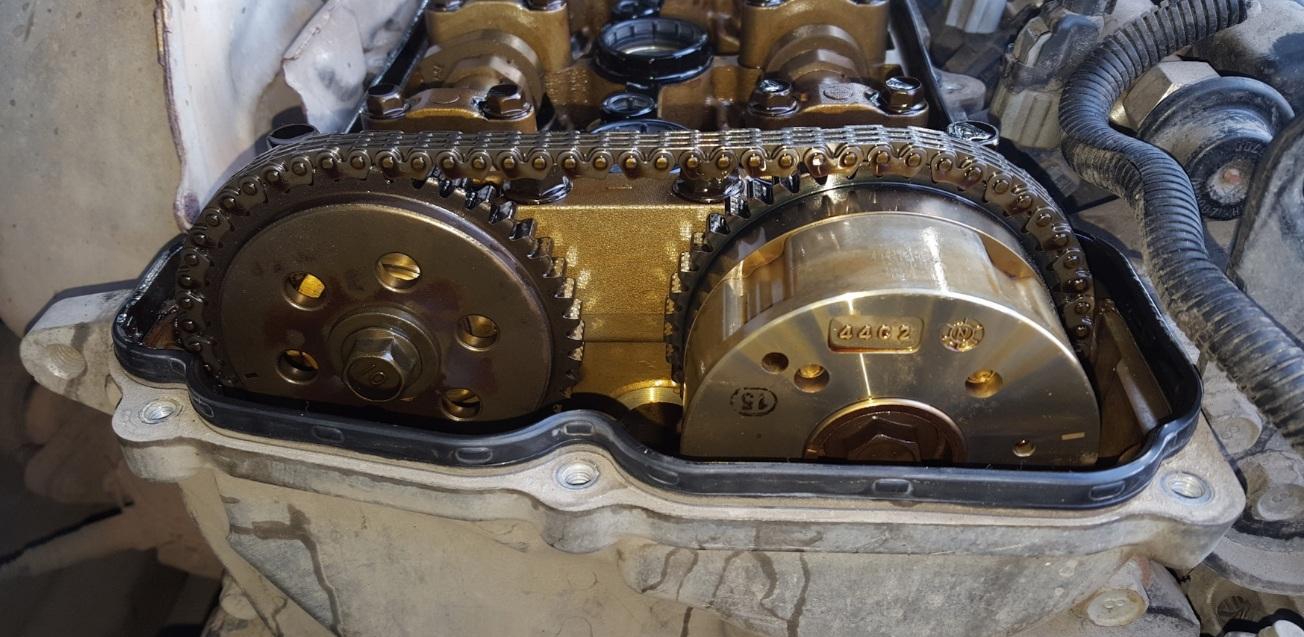 Хендай Крета двигатель 1.6 - цепь или ремень?