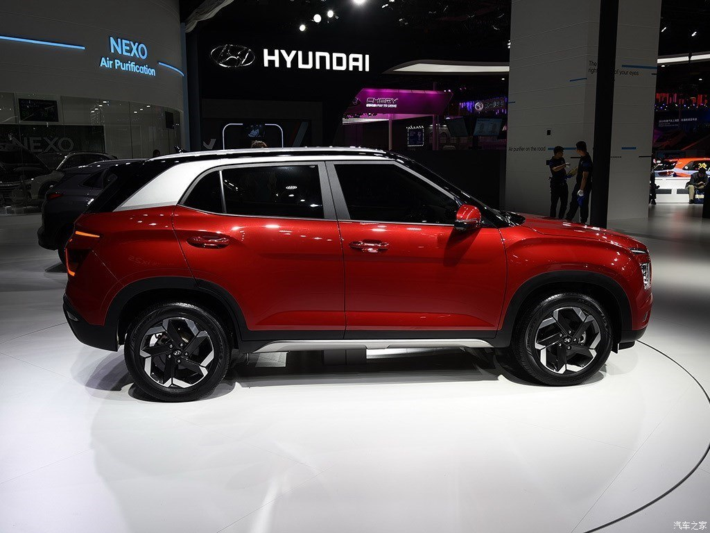 Обновленная Hyundai ix25 2019