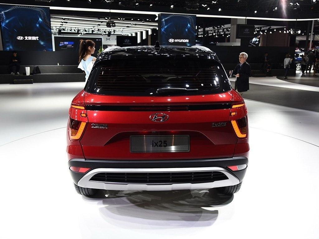 Китайская Hyundai Creta глобально обновилась