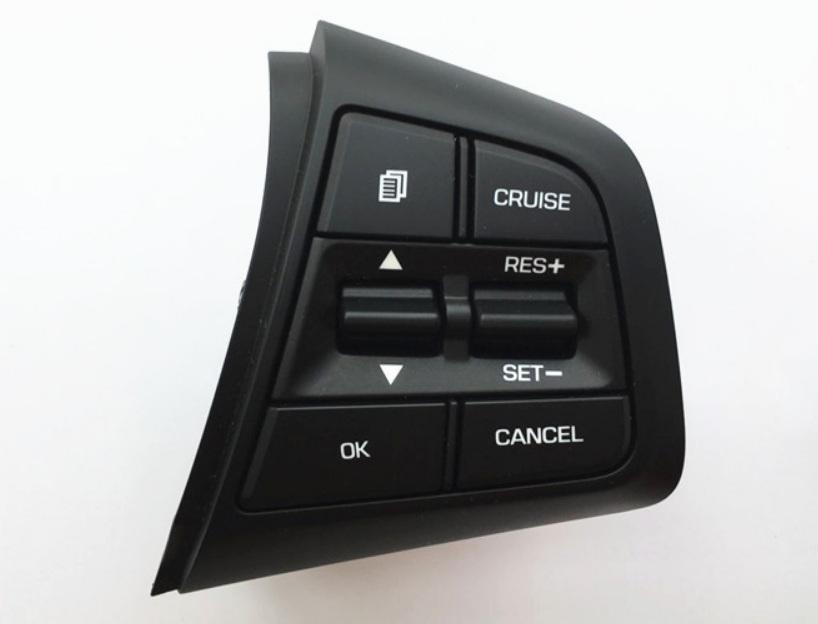Как выбрать кнопки для установки круиза на Хендай Крета?