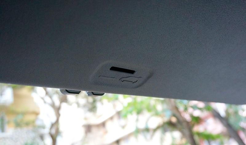 Хендай Крета: как открыть багажник из салона?