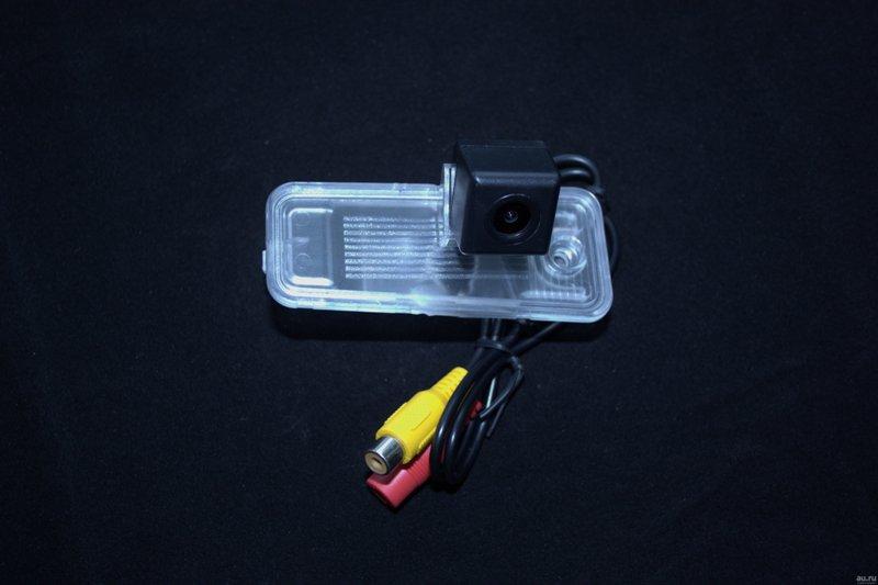 Камера заднего вида на Хендай Крета - выбор, покупка и установка