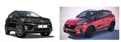 Hyundai Creta или Tucson
