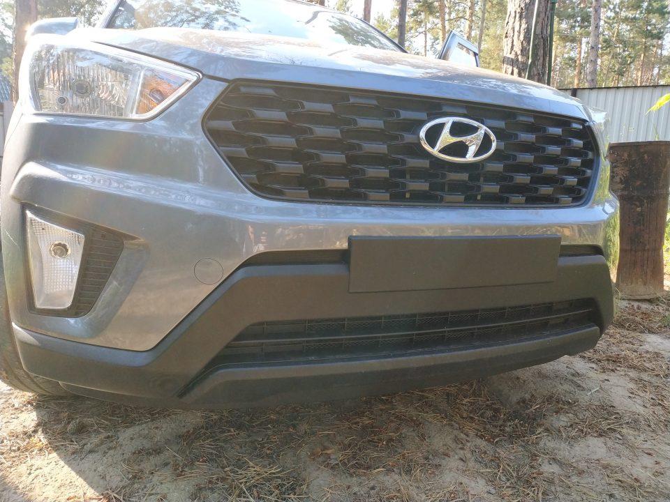 Сетка радиатора Hyundai Сreta
