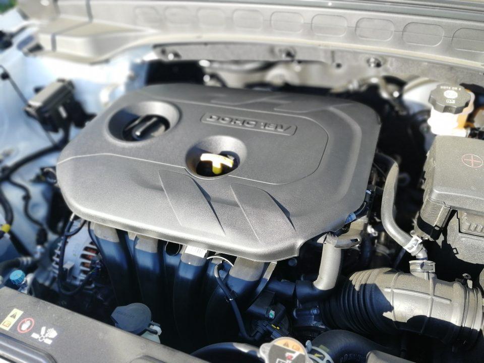 Двигатель 2 литра Хендай Крета